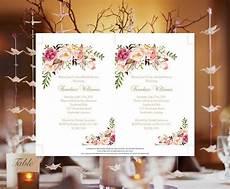 bridal shower invitation template blossoms