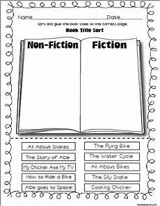 writing fiction worksheets 22272 new 700 grade nonfiction worksheets firstgrade worksheet
