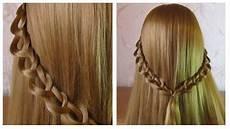 Coiffure Facile A Faire Soi Meme Pour Cheveux Mi