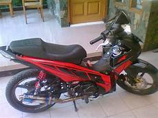 Variasi Motor Revo 110 by Modifikasi Warna Revo 110 Thecitycyclist