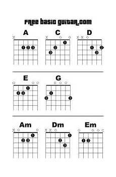 Four Chords Every Beginning Guitar Player Should And