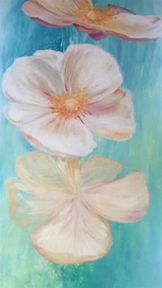 blumen malen mit acrylfarben in 8 einfachen schritten