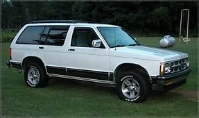 1994 Chevrolet Blazer  Overview CarGurus