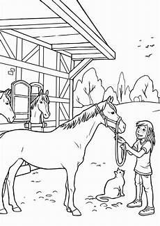 Ausmalbilder Pferde Schleich Ausmalbilder Pferde Im Stall Dino Zeichnen Club