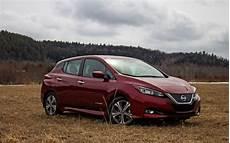 Nissan Leaf 2018 La Voiture 233 Lectrique Du Peuple Guide