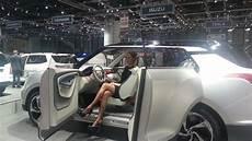 Salon De L Auto De 232 Ve En Voiture Pour Le R 234 Ve