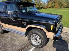 how cars run 1988 ford bronco transmission control 1988 ford bronco ii eddie bauer edition classic ford bronco ii 1988 for sale