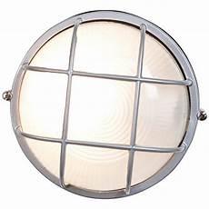 nauticus 9 1 2 quot high satin nickel led outdoor wall light