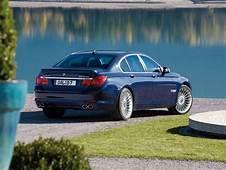 2009 BMW Alpina B7 Bi Turbo Revealed At Geneva Motor Show