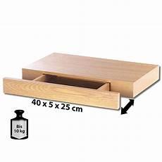 wandboard mit schublade wandboard wandregal mit versteckter schublade 40 x 5 x