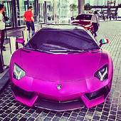 Hot Pink Lamborghini Aventador  Or Not Luxury Car
