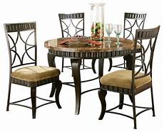 steve silver dining room sets steve silver furniture steve silver hamlyn 5 piece dining room set with marble top and metal