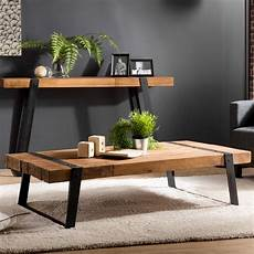 Table Basse Industrielle Bois Recycl 233 Swing Tables