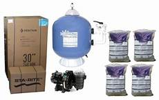 kit de filtration piscine complet