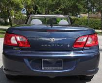 Find Used 2008 SEBRING TOURING 27L V6 CONVERTIBLE AUT