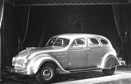 Cars Of Futures Past – Chrysler Airflow  Hemmings Daily