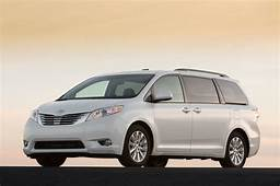 2013 Toyota Sienna Reviews  Research Prices