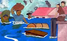 Banjir Catatan Ibu Jiwa Muda