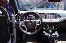 the big 2019 chevrolet blazer photo gallery automobile