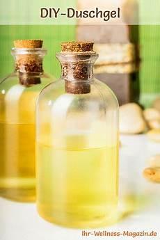 ingwer duschgel selber machen rezept und anleitung