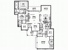 ranch house plans with bonus room bonus room mediterranean house plans ranch bedroom with
