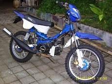 Modifikasi Motor Fiz R Jadi Trail by Contoh Modifikasi Fiz R Jadi Trail 2017 Motor Scooters