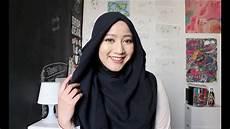Hana Tajima X Uniqlo Shawl Tutorial