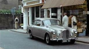 IMCDborg 1963 Alvis TD 21 3 Litre Series II In The Big