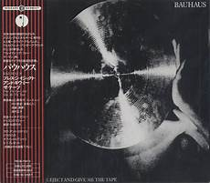 bauhaus press the eject and give me the tape 1994 cd
