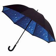 Umbrella with Raindrops