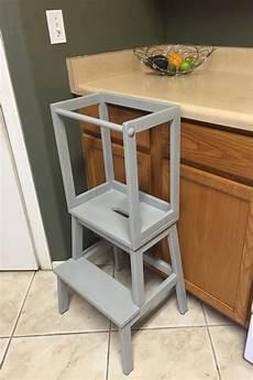 Kitchen Design Helper by Montessori Kitchen Helper Toddler Tower Step Stool