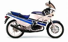 Suzuki Rg80 Gamma Model History