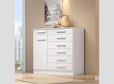Aurora Chest of Drawer   Chest of Drawers   White Chest of