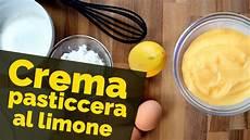 ricetta crema pasticcera veloce crema pasticcera al limone ricetta perfetta facile e veloce youtube