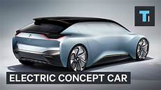 Electric Concept Car Proves We Are Living In The Future