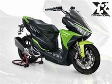 Variasi Honda Beat 2018 by New Vario 150 2018 Bakalan All Out Cxrider