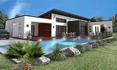 exemple maison moderne maison moderne toiture monopente carquefou depreux