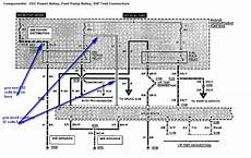 12 volt solenoid wiring diagram for f250 1990 1992 ford f150 no power at injectors replaced computor module and ignition module