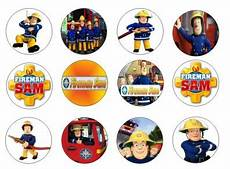 edible cupcake toppers for sale in dalkey dublin from flour power fireman sam edible cupcake toppers for sale in dalkey dublin from flour power