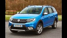 New Dacia Logan Mcv Stepway Concept 2018 2019 Review