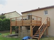veranda sur pilotis kit terrasse sur pilotis veranda styledevie fr