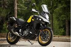 2017 Suzuki V Strom 650 And V Strom 650xt Review Ride