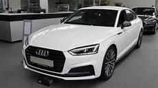 2018 Audi A5 Sportback Sport 2 0 Tfsi S Tronic Audi View