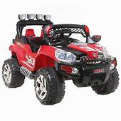 SUV Kids Ride On Car Electric Battery Parental Remote