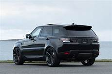 2017 Range Rover Sport Supercharged In