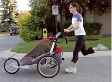 welche kinderwagen zum joggen