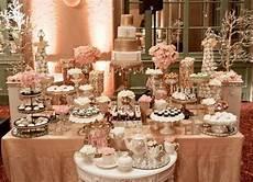 cake table of deserts wedding table dessert