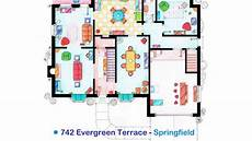 simpsons house floor plan designers in legal brawl over novelty floor plans of the