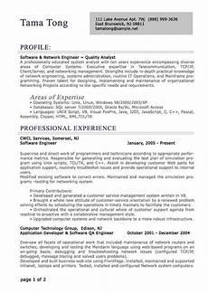 professional level resume sles resumesplanet com