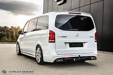 carlex will make your mercedes vito look fast furious